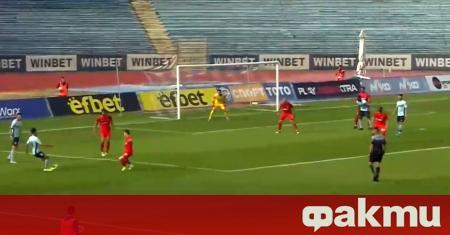 Дунав Русе постигна победа с 1:0 Царско село в последен