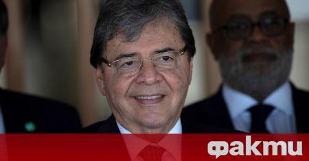 Колумбийският министър на отбраната Карлос Олмес Трухильо е починал днес