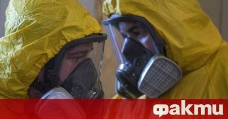 Русия съобщи за 232 починали от новия коронавирус за последното