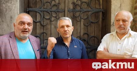 Трима от организаторите на потетестите срещу правителството и прокуратурата –