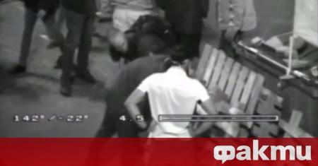 От пресцентъра на МВР разпространиха видео от протестите, които се