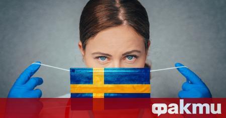 Доверието на шведите в способността на правителството и Здравната агенция