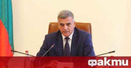 Министър-председателят Стефан Янев проведе среща с посланика на САЩ в