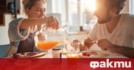 Пропускането на сутрешната закуска лишава организма от важни хранителни вещества