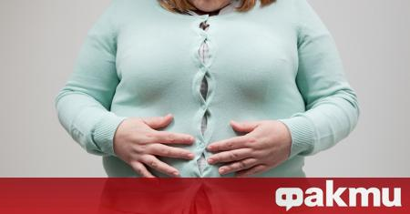 Жителка на британския град Пул, окръг Дорсет, загуби 56 килограма