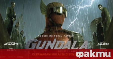 Нов филм за супергерои беше представен от Индонезия, съобщи Movie