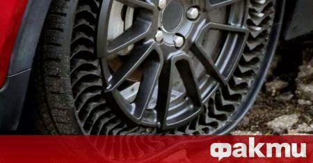Според изследване на Michelin 20% от гумите се изхвърлят през