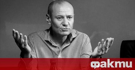 Телевизионният продуцент Евтим Милошев е с коронавирус. Новината съобщи самият
