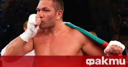Най-добрият български боксьор Кубрат Пулев сподели в предаването