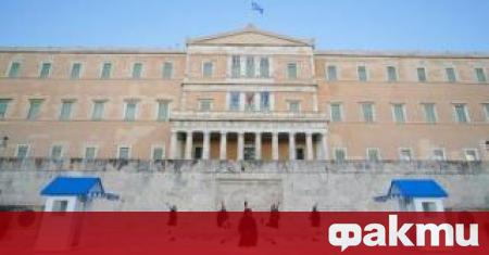 Гръцкит премиер обяви нови промени в правителството в страната, съобщи