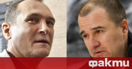 Васил Божков - Черепа се тресе от страх! Написал някаква