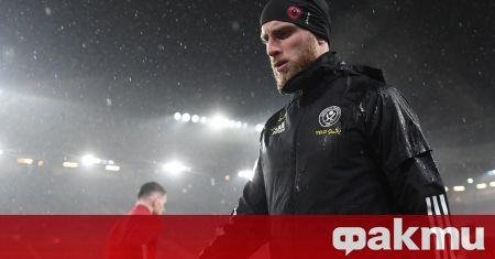 Нападателят на Шефилд Юнайтед Оли Макбърни може бъде разследван от