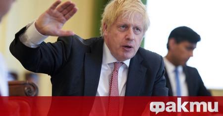 Премиерът Борис Джонсън заяви в петък, че е по-оптимистичен от