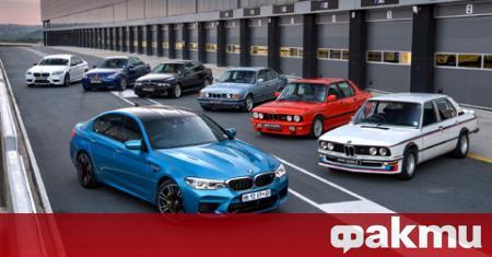 Новото поколение на BMW M5 ще има изцяло електрическа версия
