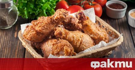 Пилешките бутчета съдържат белтъчини и никакви въглехидрати. Богати са на