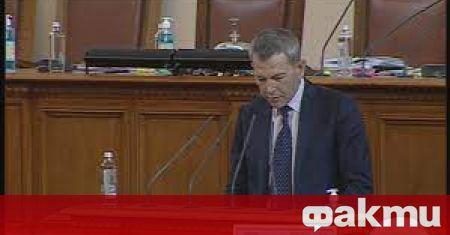 Служебният министър на транспорта Георги Тодоров беше изслушан в парламента