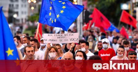 Новоизбраният парламент на Северна Македония се събира на първото си