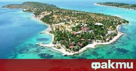 """Остров Калем, който е известен като """"Егейските Малдиви"""" се продава"""