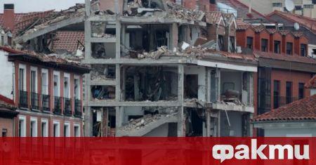 Единственият чужденец сред жертвите на взрива в Мадрид от вчера