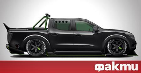 Британската компания SB Motorsport, специализирана в изработката на автомобили за