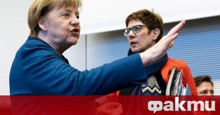За първи път от началото на пандемията Германия регистрира над