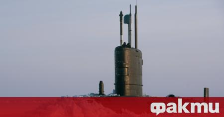Британска ядрена подводница е избегнала сблъсък с пътнически ферибот между