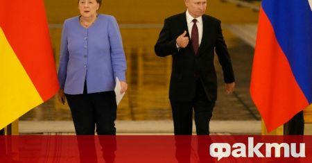 Германският канцлер Ангела Меркел разкри, че се е разминала по