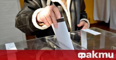 """""""Подготовката за машинно и за гласуване с хартиена бюлетина трябваше"""