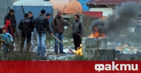 Полиция окупира ромската махала на Благоевград снощи. Над 70 настръхнали