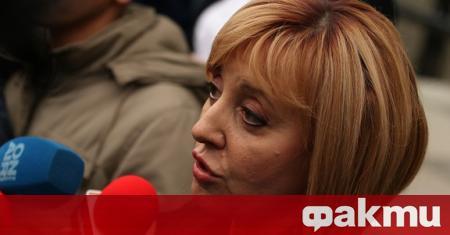 Конституционният съд отхвърли искането на бившия омбудсман Мая Манолова за
