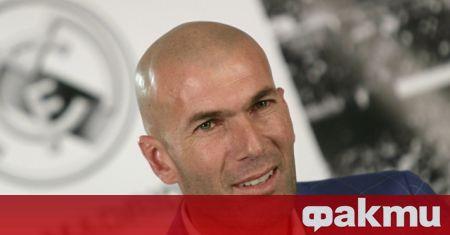 Наставникът на Реал Мадрид Зинедин Зидан похвали играчите си след