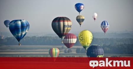 Компания обяви, че предлага пътуване до Космоса с балон от
