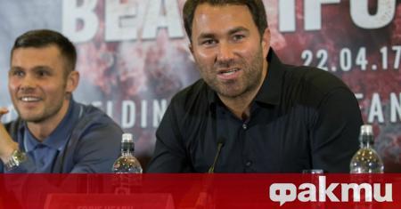 Мачът за световната титла в тежка категория между Кубрат Пулев