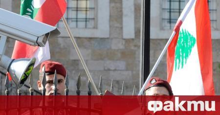 Правителството на Ливан обяви, че се оттегля, съобщи ТАСС. Министерския