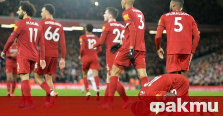 Нападателят на Ливърпул Садио Мане призна, че настоящият сезон е