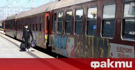 Проектът на График за движение на влаковете за следващата година