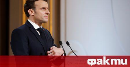 Франция подкрепя диалога с Русия. Това обяви френският държавен глава