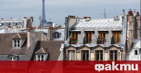 Независимо от кризата цените на жилищата в Париж, а и