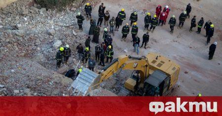 Броят на загиналите при срутването на 9-етажен жилищен блок в