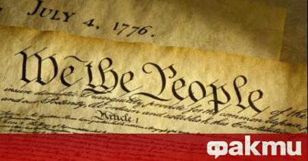 На 4 юли 1776 година Континенталният конгрес на САЩ приема