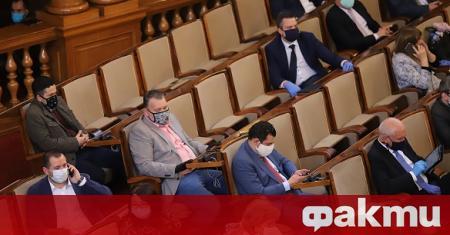 Служителки на Регионалната здравна инспекция (РЗИ) влязоха в парламента. Причината