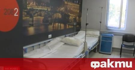 Нови легла за болни с коронавирус разкриват в Бургас. Заради