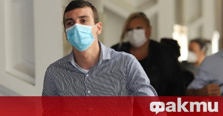Окръжният съд в София върна в ареста 24-годишния Виктор Делигълъбов,