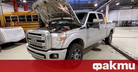 Пикапите на Ford са едни от най-разпространените автомобили в САЩ,