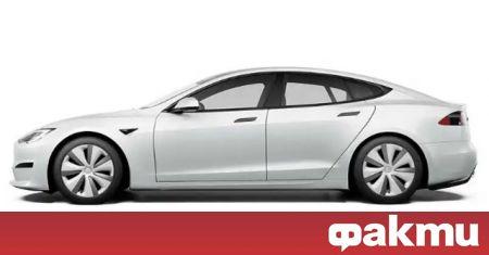 Няколко дни след началото на доставките на обновения Tesla Model