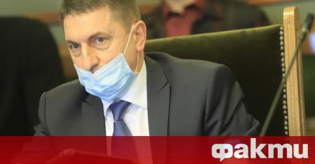 Министърът на вътрешните работи Христо Терзийски ще се срещне с