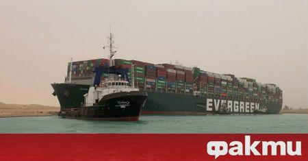 Мегакорабът, който блокира Суецкия канал в Египет и спъна световната