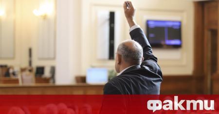 На пленарното заседание в четвъртък депутатите ще обсъдят ратификацията на