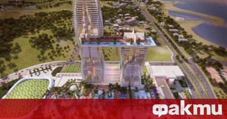 С цял квартал от небостъргачи ще се сдобие Атина. Инвестицията