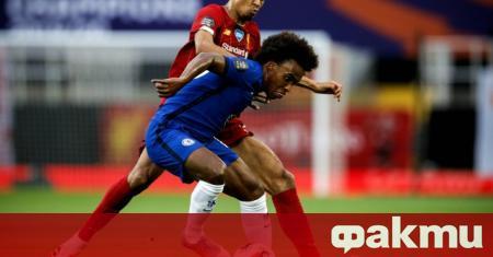 Бразилецът Вилиан официално напусна Челси. 32-годишният футболист си тръгва от